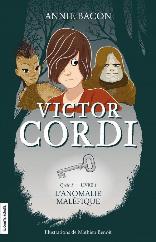 Victor Cordi t.1 ; l'anomalie maléfique