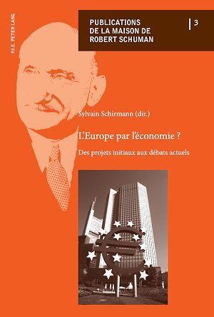 l'europe par l'economie?