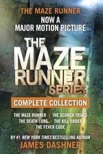 Vente Livre Numérique : The Maze Runner Series Complete Collection (Maze Runner)  - Dashner James