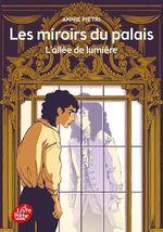 Vente Livre Numérique : Les miroirs du palais - Tome 2  - Annie Pietri