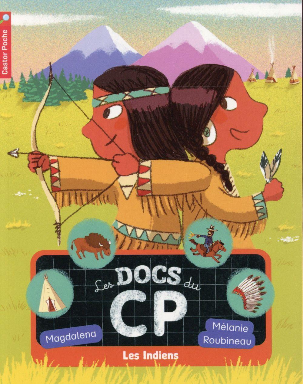 Les docs du CP ; les indiens