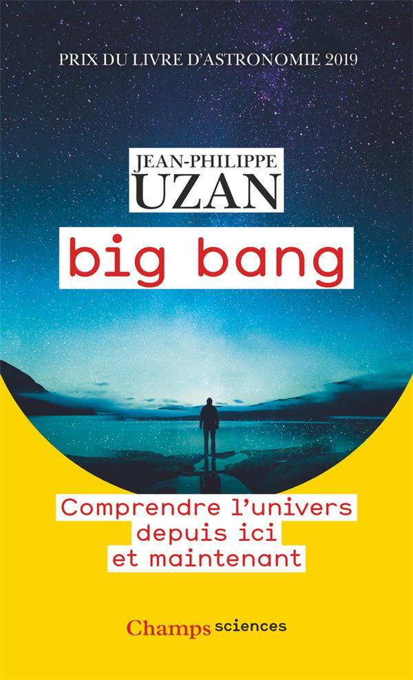 big bang ; comprendre l'univers depuis ici et maintenant