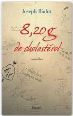 8,20 g de cholesterol
