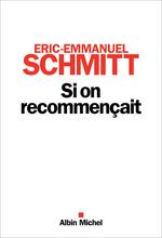 Vente EBooks : Si on recommençait  - Éric-Emmanuel Schmitt
