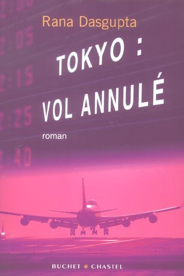 Tokyo : vol annule