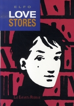Couverture de Love stores