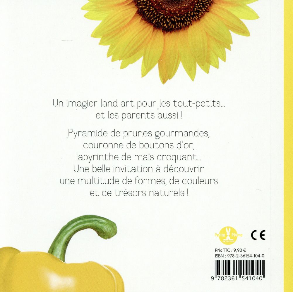 P'TIT LAND ART ; jaune