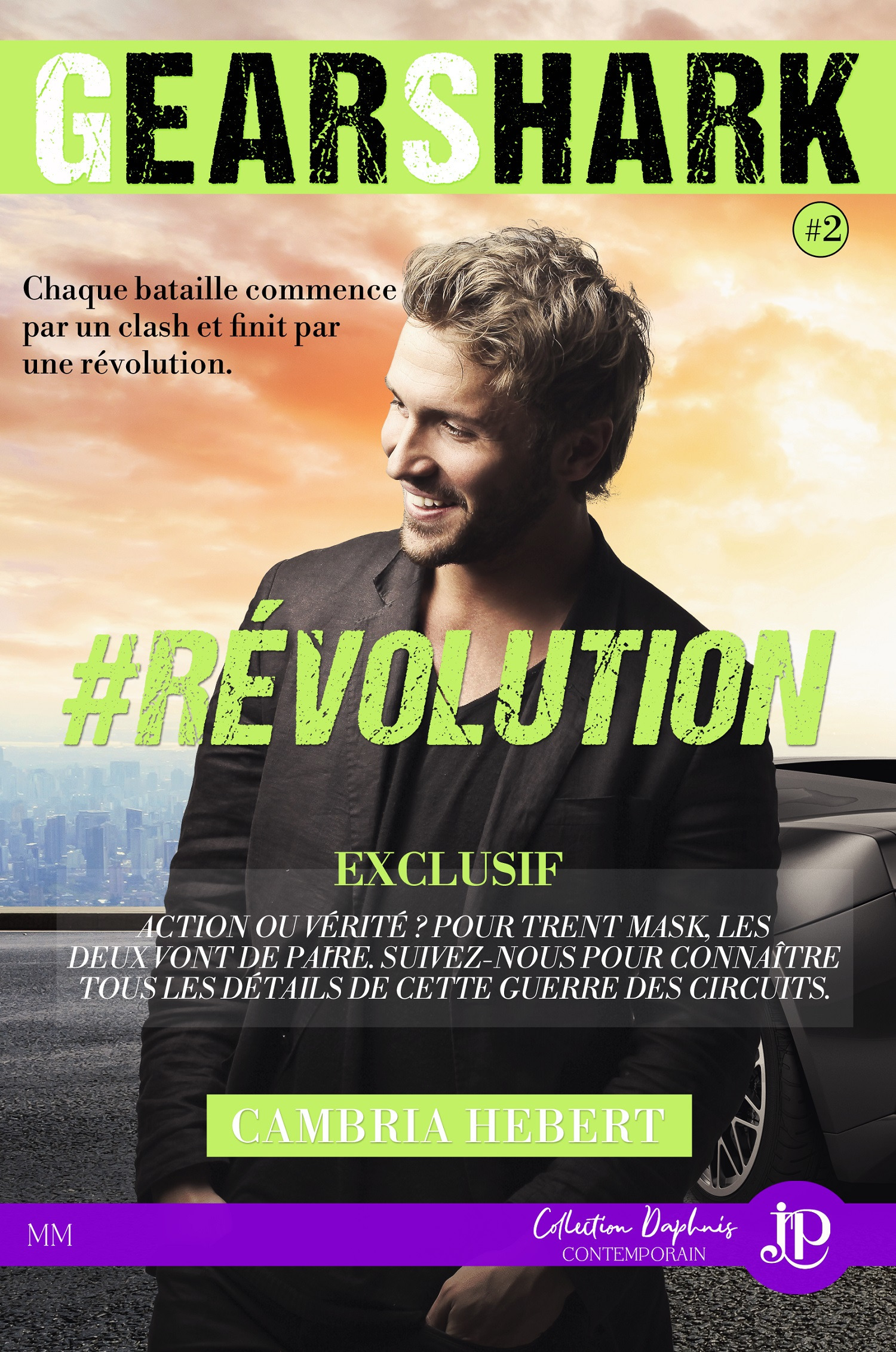 Vente E-Book :                                    #Révolution - Hebert Cambria
