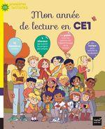 Vente Livre Numérique : Mon année de lecture au CE1  - Anne Loyer - Nadine Brun-Cosme - Christelle Chatel - Ingrid Chabbert