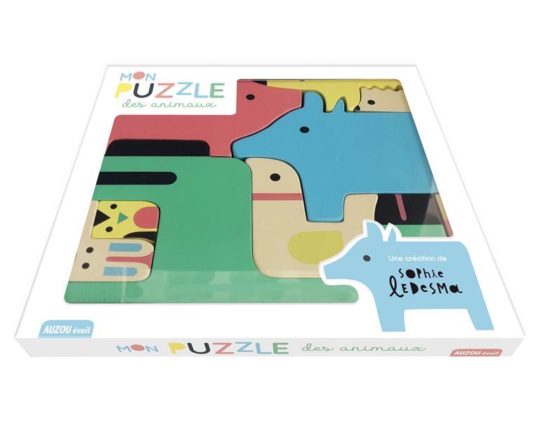 Mon puzzle des animaux