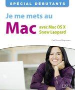 Vente Livre Numérique : Je me mets au Mac avec Mac OS X Snow Leopard  - Paul DURAND-DEGRANGES