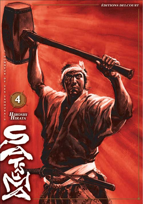 Satsuma, L'Honneur Des Samourai T.4