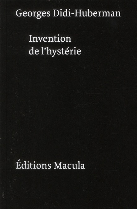Invention de l'hystérie
