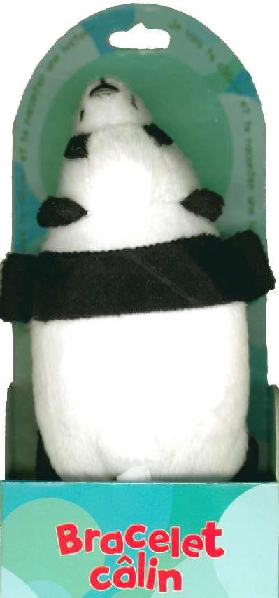 Domino vert panda