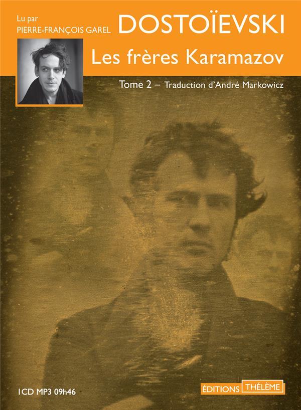 Les frères Karamazov t.2