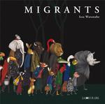 Couverture de Les migrants