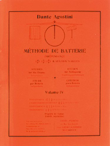Methode De Batterie T.4 ; Independance