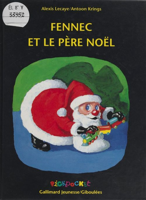 Fennec et le Père Noël