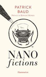 Vente Livre Numérique : Nanofictions  - Patrick Baud