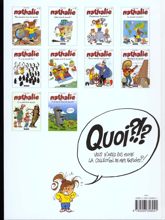 Nathalie T.4 ; le monde est petit !