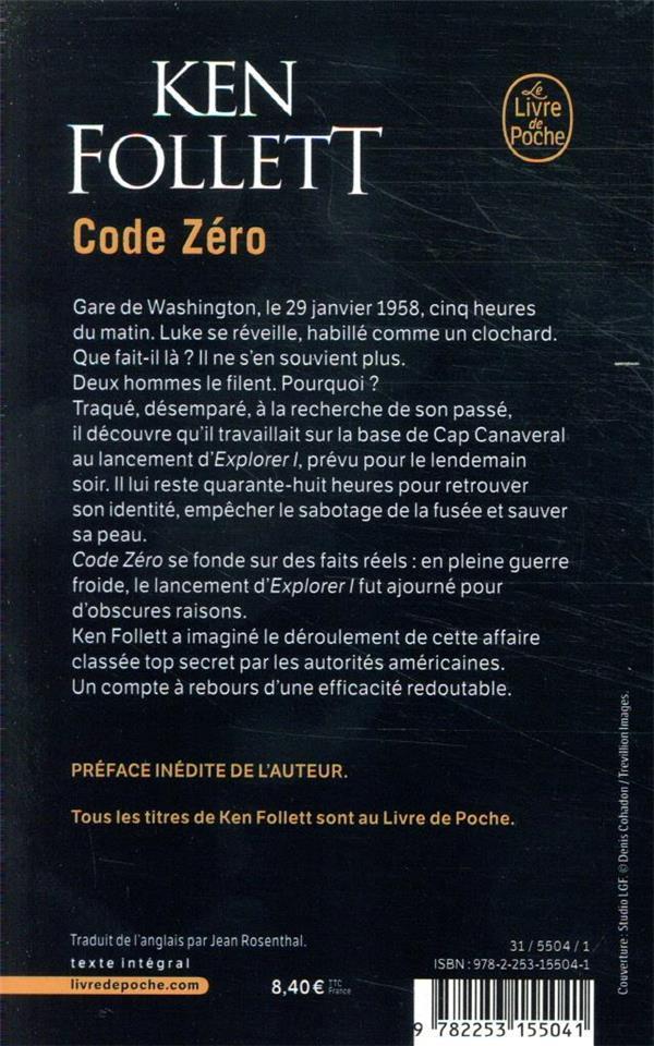 code zéro