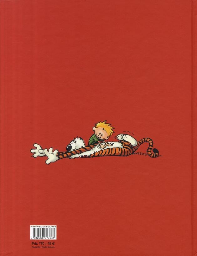 Calvin et Hobbes ; Intégrale vol.12 ; t.17 et t.24