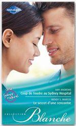 Vente EBooks : Coup de foudre au Sydney Hospital - Le secret d'une rencontre  - Amy Andrews