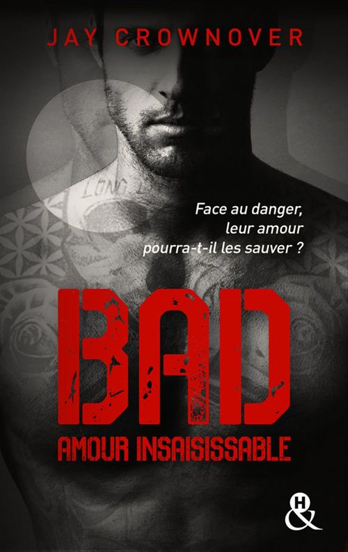 Bad t.5 ; amour insaisissable - Jay Crownover - Harlequin - ebook ...