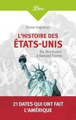 L'histoire des États-Unis  - Diane Gagneret
