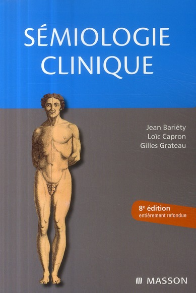 Semiologie Clinique (8e Edition)