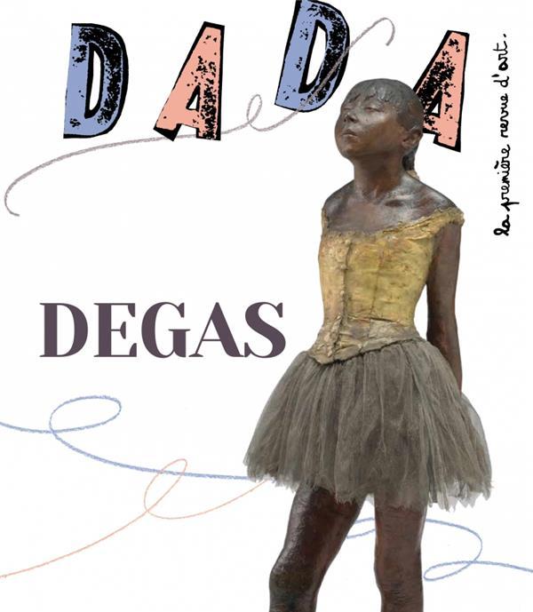 Revue dada n.222 ; degas