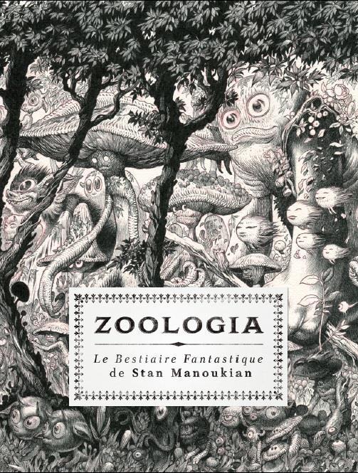 Zoologia, le bestiaire fantastique