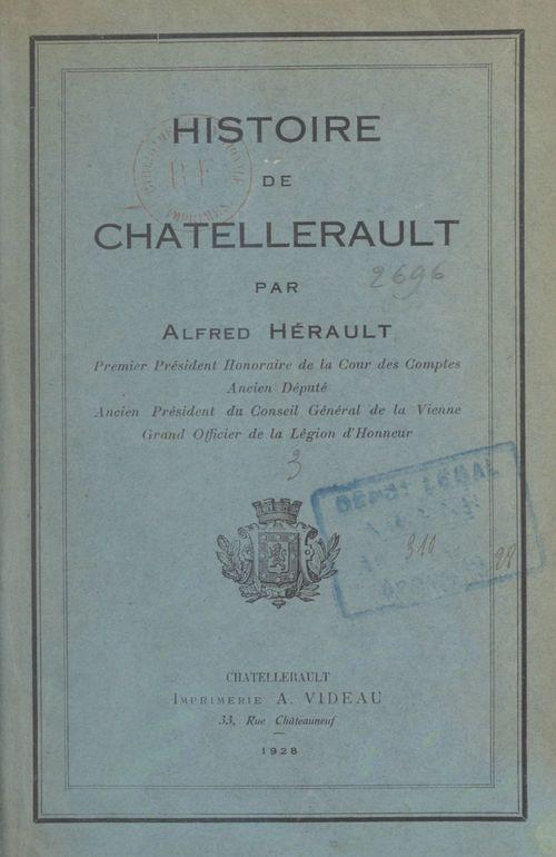 Histoire de Châtellerault