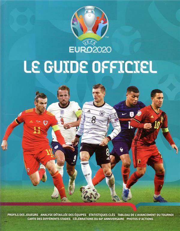 Guide officiel de l'Euro 2020