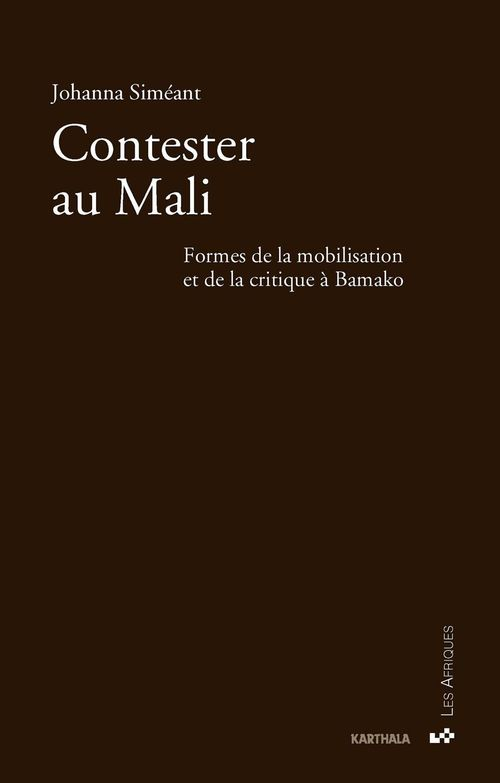 Contester au Mali