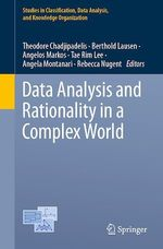 Data Analysis and Rationality in a Complex World  - . Collectif