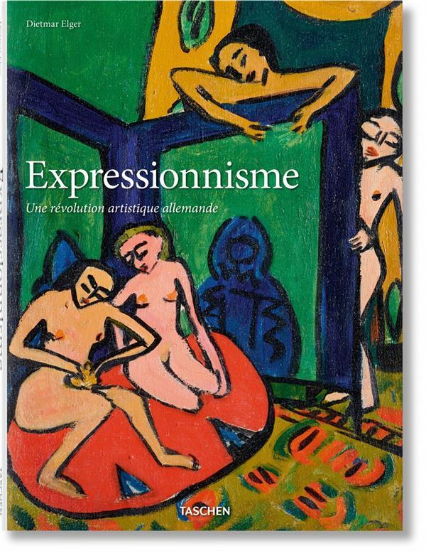 L'expressionnisme ; une révolution artistique allemande