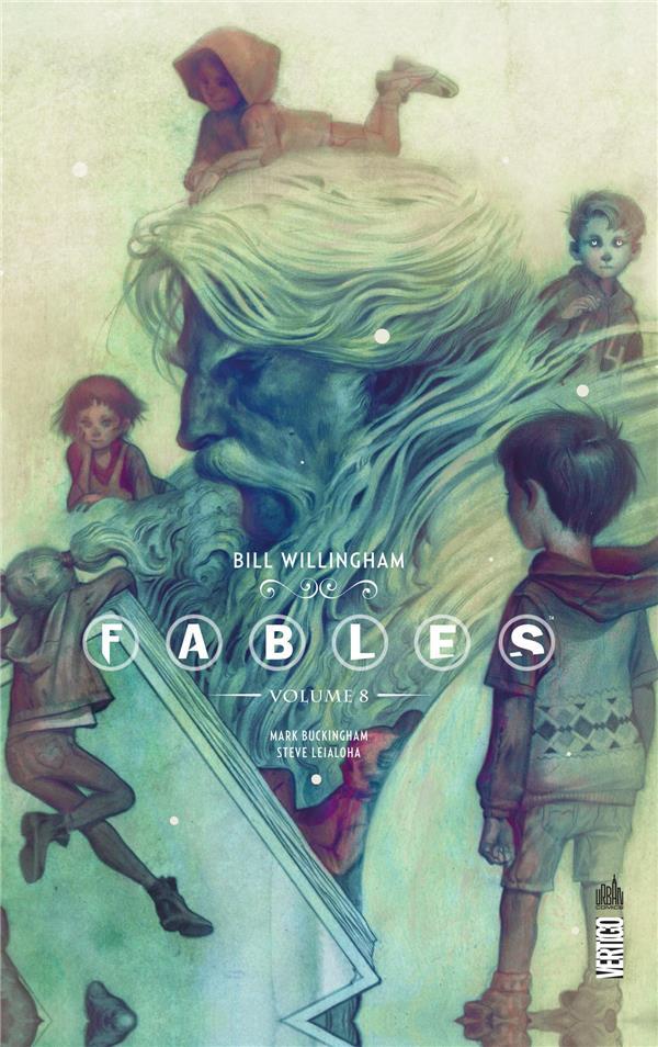 Fables ; INTEGRALE VOL.8