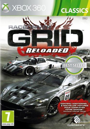 race driver GRID: reloaded