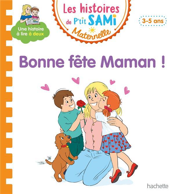 Les petits Sami et Julie maternelle ; bonne fête maman !