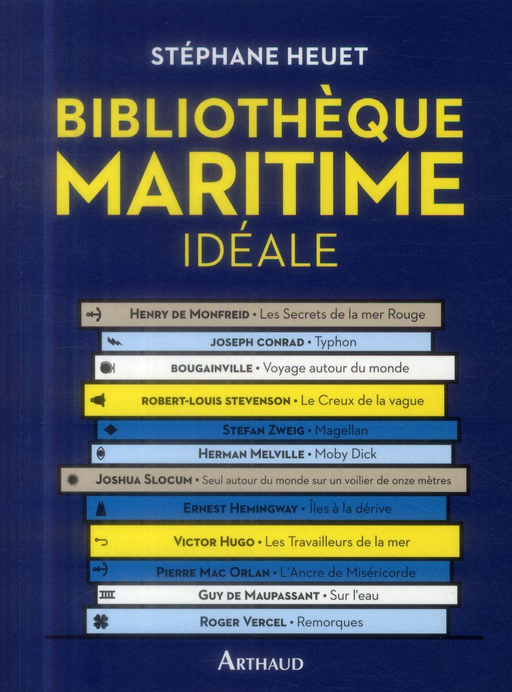 Bibilothèque maritime idéale