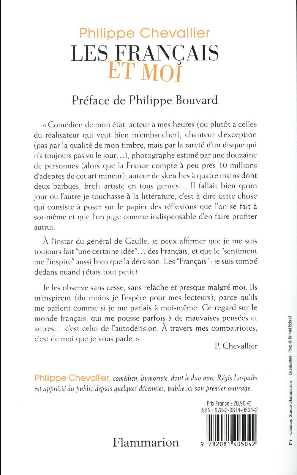 Les francais et moi, chroniques drôlatiques