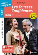 Vente EBooks : Les Fausses Confidences de Marivaux - BAC Français 1re 2021 - Parcours associé : Théâtre et stratagème - édition intégrale - Car  - MARIVAUX