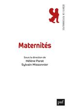 Vente EBooks : Maternités  - Sylvain Missonnier - Hélène Parat