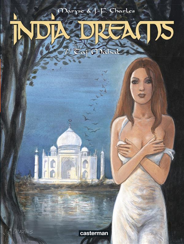 India dreams t.7 ; Taj Mahal