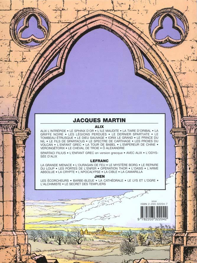 Jhen T.16 ; le lys et l'ogre