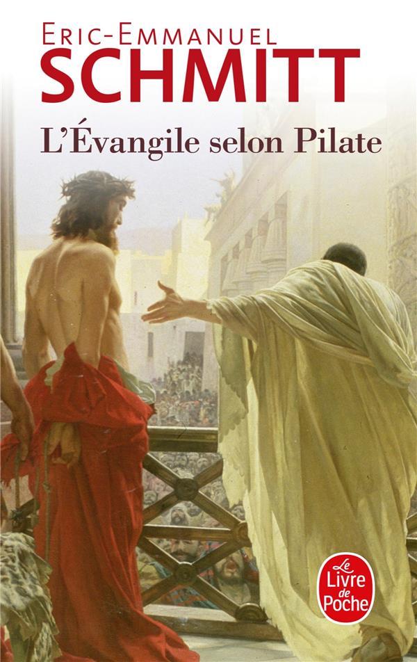 L'évangile selon Pilate ; journal d'un roman volé
