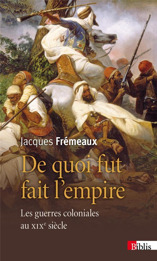 De quoi fut fait l'empire ; les guerres coloniales au XIXe siècle