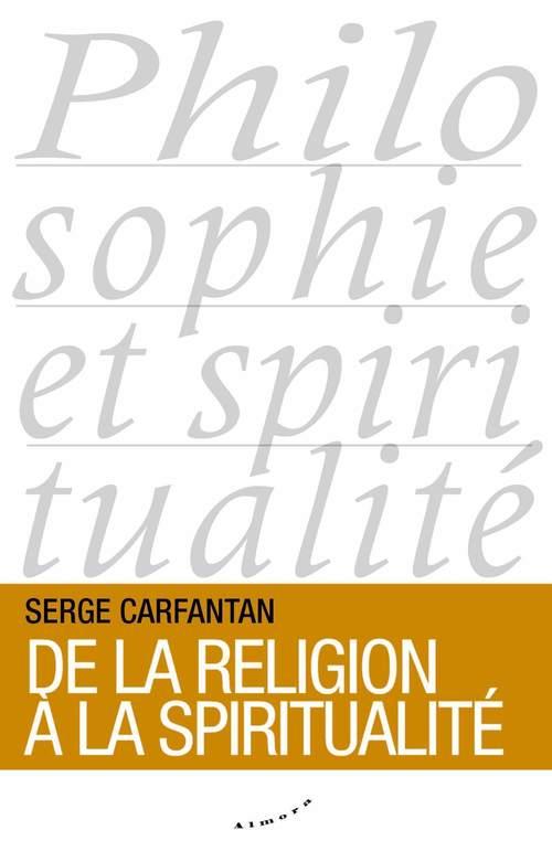 de la religion à la spiritualité