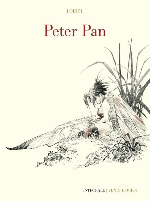Peter Pan ; INTEGRALE T.1 A T.6